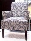 Custom Slipcovered Chair