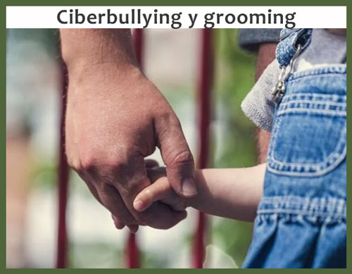 Ciberbullying y grooming