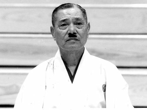 Master Tsuyoshi Chitose
