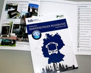 Broschüre: Barrierefreie Reisebusse 2017