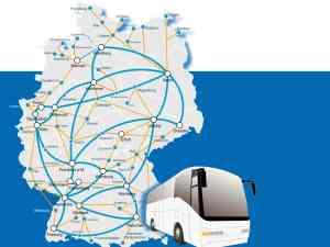 Barrierefreiheit in Fernbuslinien