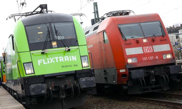 FlixTrain - DB
