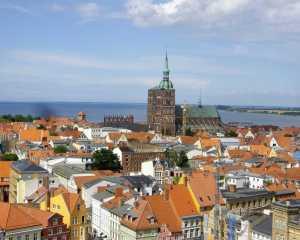 Blick auf Stralsund (foto pixabay)