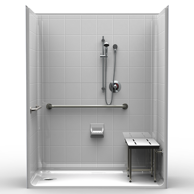 ada compliant handicap accessible bath and shower products