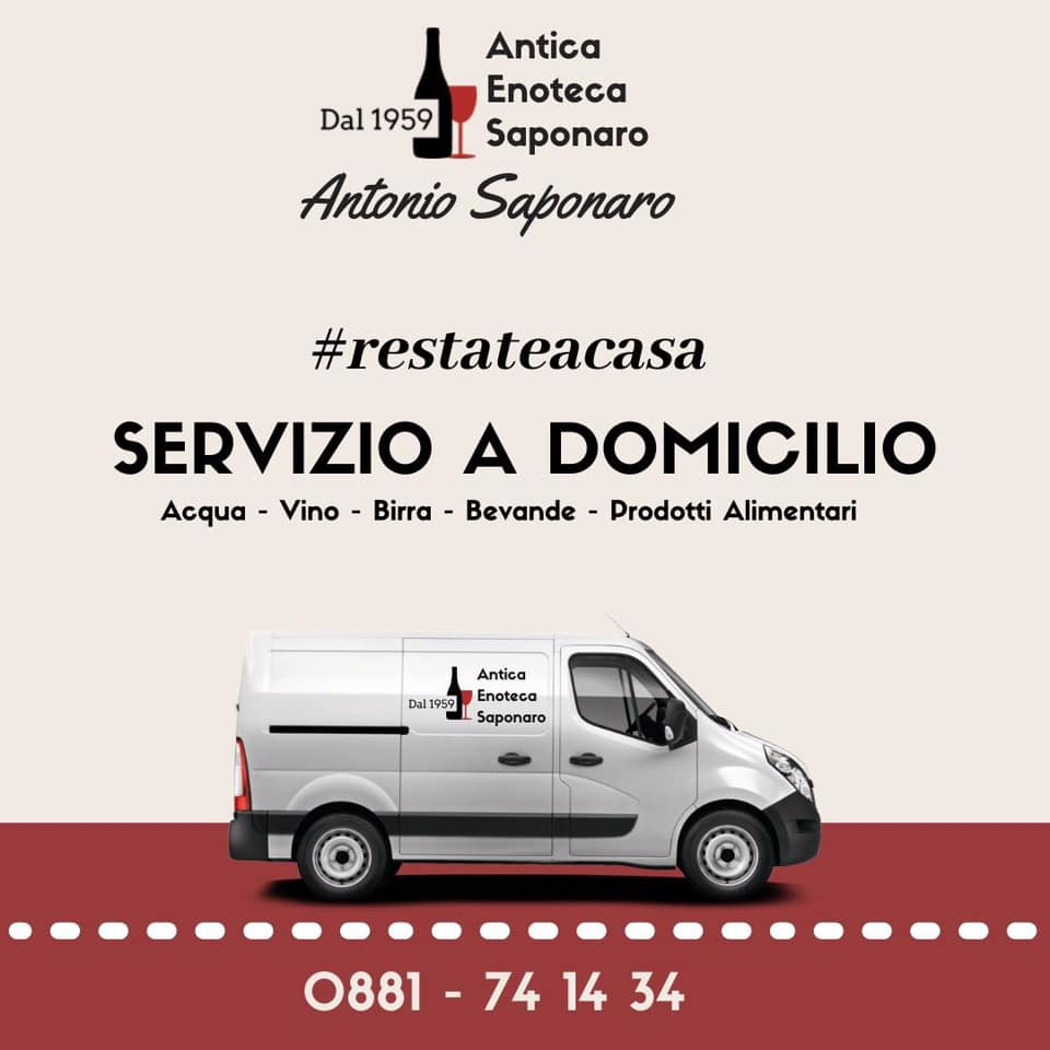 Noi te lo #Consegnamo a Casa – #restateacasa