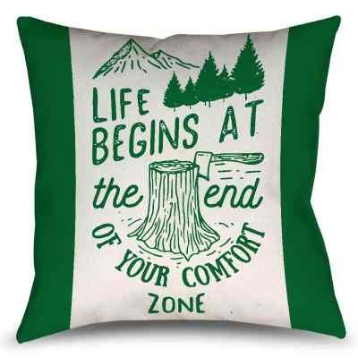 Almofada Comfort Zone - Zona De Conforto - Coleção Office Station - Barril Criativo
