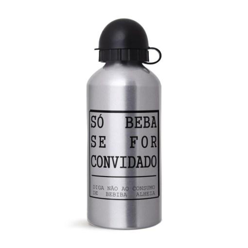 Garrafa Do Convidado - Bebida - Coleção Office Station - Barril Criativo
