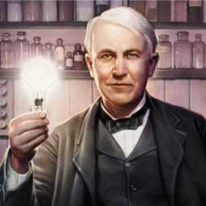 Thomas Edison #1 - Coleção Office Station - Barril Criativo