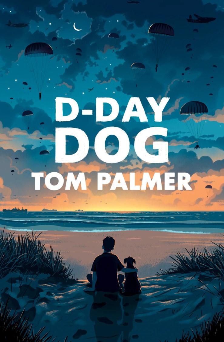 Image result for D-Day dog / Tom Palmer.