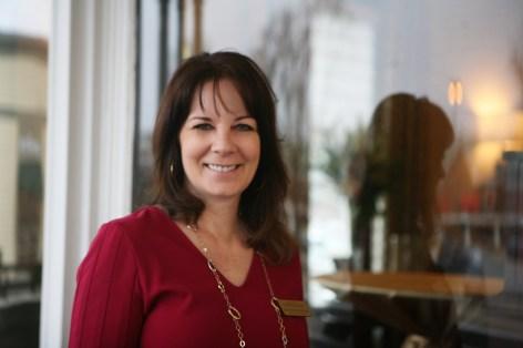 Jennifer Salvatore at Barrington's White House
