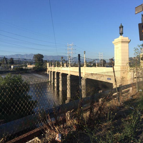 LA River Rattlesnake park