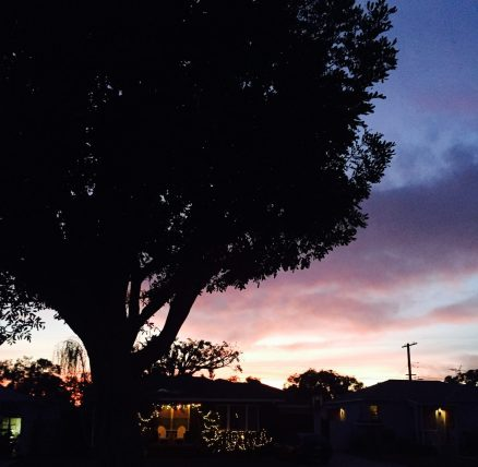 Mar Vista sunset
