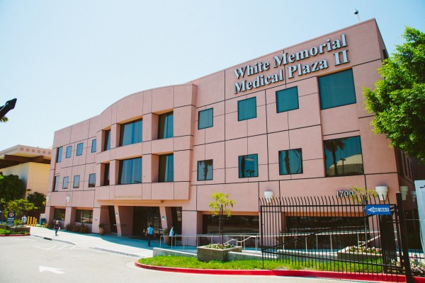 Barrio Planners » » White Memorial Medical Office Building