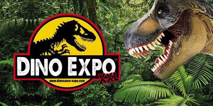 Dino expo XXL Madrid