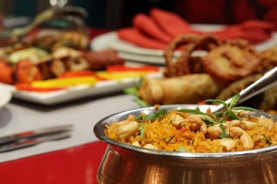 restaurante la casa del curry madrid