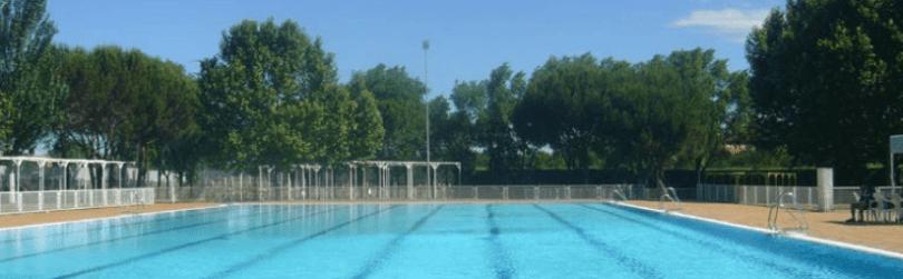 piscinas municipales