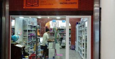 compra venta libros ciudad lineal