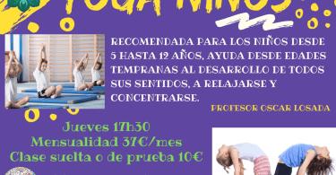 clase yoga gratuita