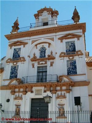 Iglesia De San Jorge Hospital De La Santa Caridad Sevilla