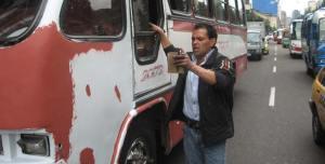 Transporte en Bogotá