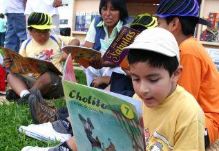 Lectura en parques