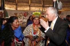Cabildos indígenas -Samuel Moreno