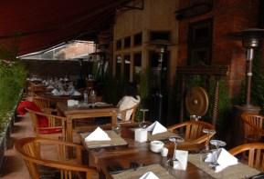 restaurante Buda Gardens