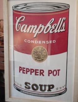 Pepper pot de Andy Warhol