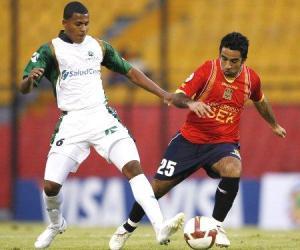 Empate de Equidad en Copa Suramericana