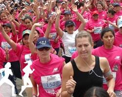 Carrera de la Mujer 2009