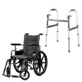 Elementos ortopédicos a discapacitados