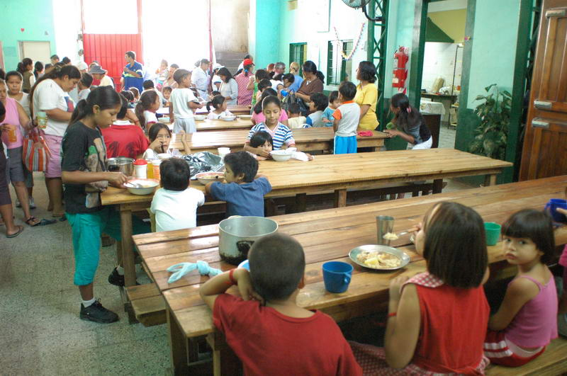 Barrios de bogota gr ficas en comedores comunitarios de for Comedores expandibles bogota