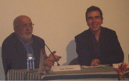 Juan Gossain - Lanzamiento Libro - Bolatriste