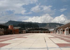 Plaza ferial del 20 de Julio