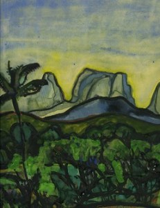 Selva colombiana por Leopoldo Richter
