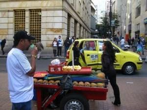 Trabajo informal en Colombia