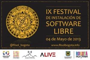 IX Festival de Software Libre en Bogotá