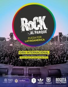 Rock al Parque rueda por Latinoamérica