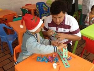 Trabajo con niños
