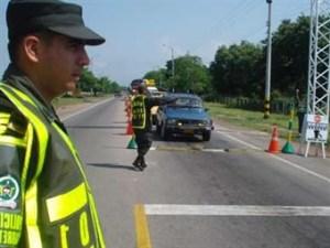 Controles en carreteras