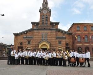 Banda Sinfónica del Colegio Salesiano