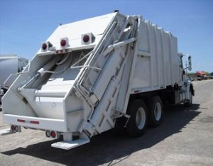 Servicio de recolección de basuras en Bogotá