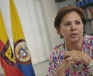 Nelly Mogollón Directora UAESP