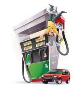 Precios de la gasolina en Colombia