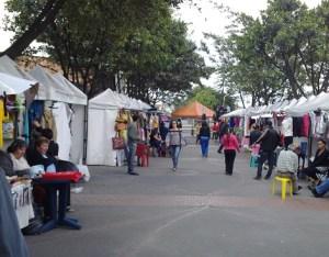 Vendedores ambulantes de Tunjuelito
