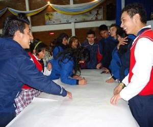 Convivencia escolar en Bosa