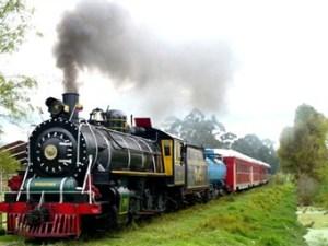 Tren de cercanías Bogotá Cundinamarca