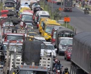 Transporte de carga en Bogotá