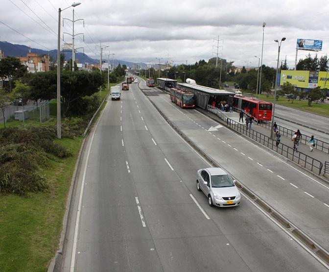 Estación Calle 147
