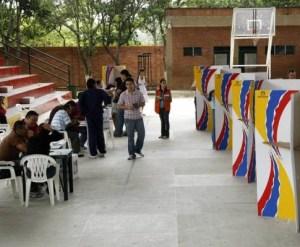 Elecciones para Congreso de Colombia
